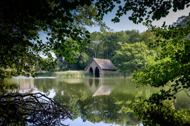 Boathouse - Dudmaston NT