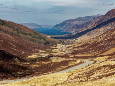 Loch Maree Viewpoint